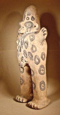 Pre-Columbian Nude Cuchimilco Figure Chancay Peru COA 5
