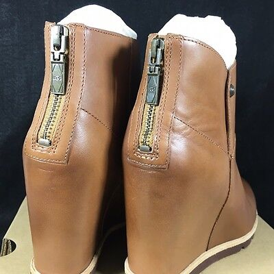 6941ebf8e6d ... UGG Australia AMAL Chestnut LEATHER SHEEPSKIN 3