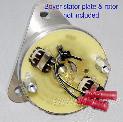 MAGNETO K2F REPLACEMENT Alu Housing for elec. ign. pre unit BSA ...