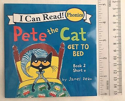 Pete the Cat Childrens Books Box Set I Can Read Phonics Learn to Read Lot 12 5