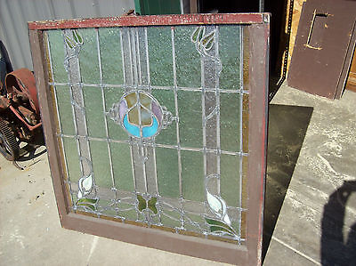 Stained Glass Landing Window cluster (SG 1178) 9