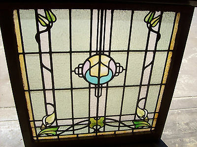 Stained Glass Landing Window cluster (SG 1178) 7