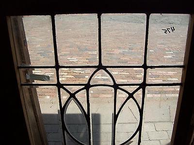 Geometric Bevel Glass Window Simple (SG 1308) 5