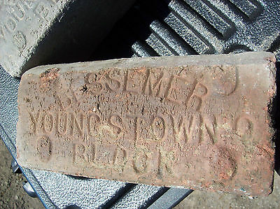 Youngstown BESSEMER Block Bricks w/ Bevel edge 3