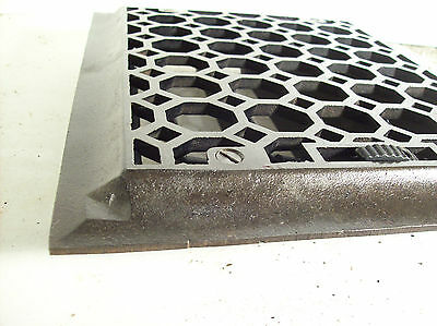 "5-fin honeycomb heating grate 8"" x 10"" insert (G 368)"