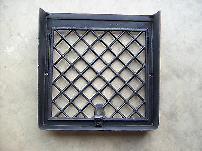 Single Diamond Heating Grate mounts to wall (G 429) 2