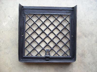 Single Diamond Heating Grate mounts to wall (G 429) 2