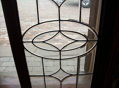 Simple thick glass beveled window (SG 1279) 3
