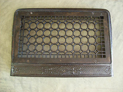 Single Heating grate Wall mount Honey comb Pattern (G 446) 2