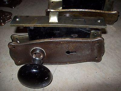 matching clay knobs sets black (TDH 33) 2