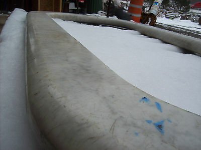 Marble rounded profile Tub ring 5