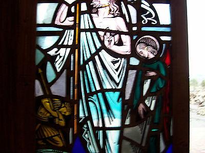 Garden of Gethsemane Stained glass window (SG 1429) 3