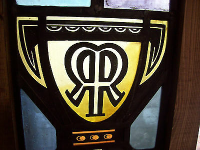 Challis  Stained glass window (SG 1449) 3