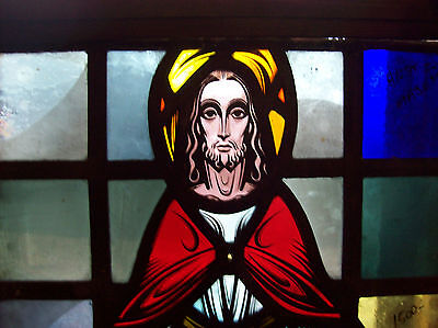 Christ in Majesty Stained glass window (SG 1432) 5