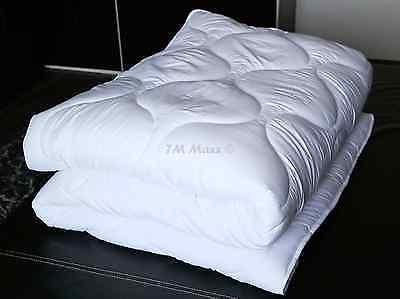 Bettdecke Duodecke Winterdecke Warme Decke Bett Microfaser 155x220cm Soft Dream