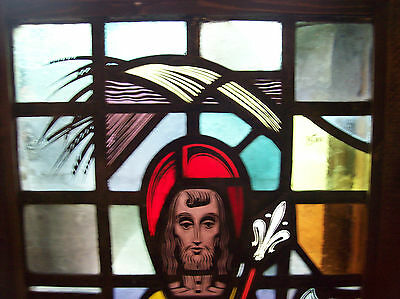 Christ the Almighty Stained glass window (SG 1433) 5