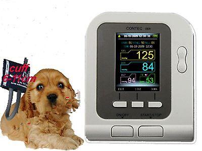 Digital Veterinary Blood Pressure Monitor NIBP cuff+USB, Dog/Cat/Pets, US seller 4