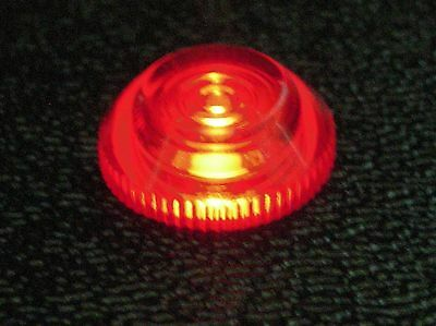 Courtesy Lights 4 Large BBT Brand Red LED Waterproof Accent
