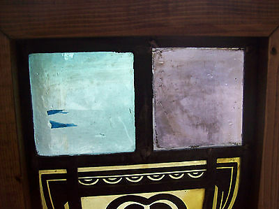Challis  Stained glass window (SG 1449) 2