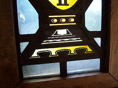 Challis  Stained glass window (SG 1449) 4