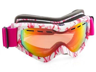 7ea006589a8 ... Rayzor Ski Snowboard Goggles Mens Womans Ladies Unisex UV400 Anti Fog  RRP£69 6