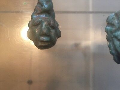 Pre-Colombian, 15 Mayan , Jade  Ancient Artifacts. A Unique Collection,. 7