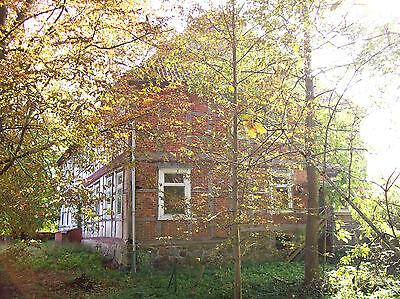 Herrenhaus im Wendland, sehr groß gegen freies Gebot zu sanieren, Tausch möglich