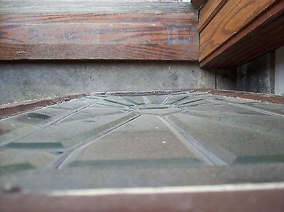 Flower rays beveled glass window (SG 1450) 5