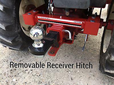 "wheel horse wheelhorse class 3 hitch 2/"" ball reciever mount only free shipping"