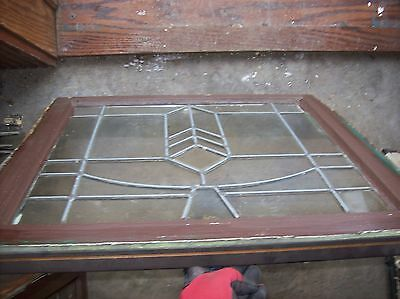 3 available arts and crafts windows w/ bevel  (SG 1567) 2