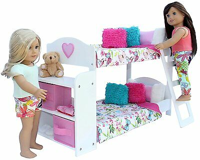 AMERICAN GIRL DOLL Bedroom Set 18\