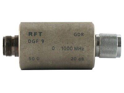 0-1000MHz 0-1GHz DGF9 DGF 9 Attenuator GDR RFT SMV11 SMV8.5 3