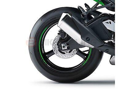 Kawasaki W650 - Black Titanium Axle Chain Adjuster Bolts - 1999 EJ650