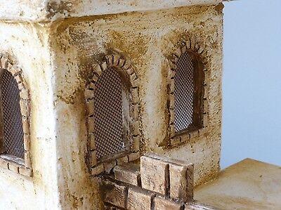 krippenbausatz krippe oriental bausatz zum krippe selber bauen ohne deko eur 89 90. Black Bedroom Furniture Sets. Home Design Ideas