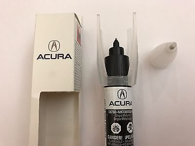 NH-830M Lunar Silver Metallic Genuine OEM Honda Touch-Up Paint Pen