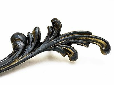 "CUSTOM French Provincial Antique Vintage Drawer Pull 4 1/4"" on center 4"