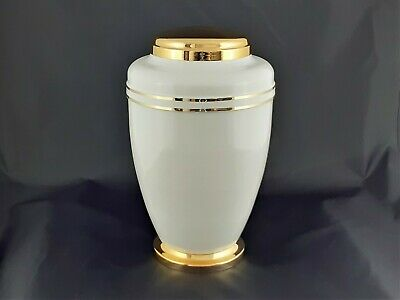 Human Casket Urn for Ashes Memorial Cremation Funeral Personalised Inscription 4