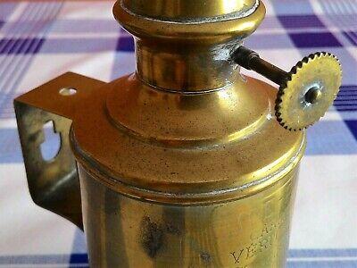 Lámpara De Aceite Francesa Siglo Xix - Paris 1885 8