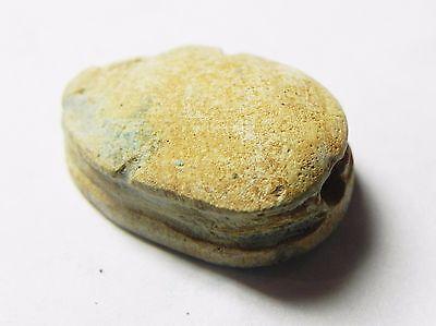Zurqieh -Af706- Ancient Egypt ,2Nd Intermediate Stone Scarab. 1782 - 1570 B.c 4