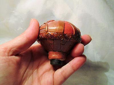 FANTASY MEDIEVAL DOORKNOB ART ooak polymer clay Steampunk usa vintage door knob