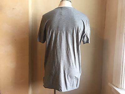 DOLCE /& GABBANA Shirt wirth Soft Plastron Cotton Grey 03721