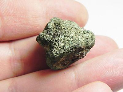 ZURQIEH - tu24- ANCIENT EGYPT ,  BRONZE LION HEAD, 200 A.D - ROMAN 4