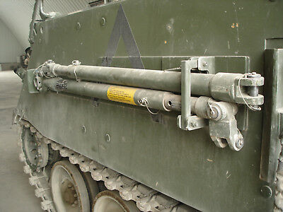 MILITARY M35A2 MEDIUM Tow Bar Stickers For Deuce 1 2 2 1 2 Ton 6X6 Truck New