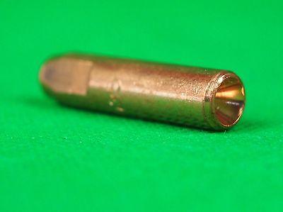 25Pcs 0.9mm MIG Tip  #7489 Bernard Style Mig Tips Push & Twist  32L x 7.9od 5