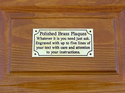 Human Casket Urn for Ashes Wooden brass handle Personalised Inscription Memorial 2