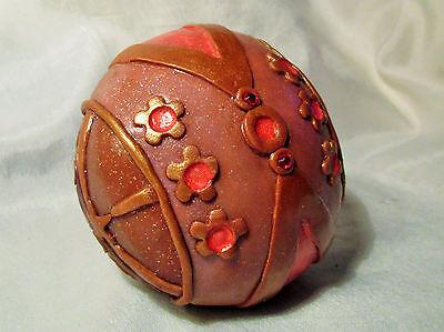 FANTASY MEDIEVAL DOORKNOB ART ooak polymer clay Steampunk usa vintage door knob 2