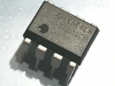 TL081 Op-Amp IC Pack of 2 8 pin DIL