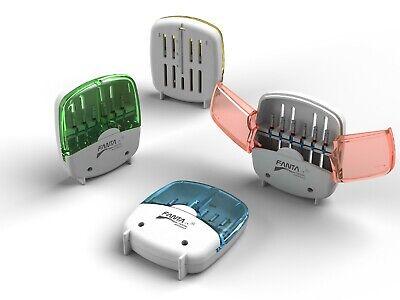 Fanta Dental Endo root canal Af rotary Shape memory Autoclave Box 25mm NiTi File 2
