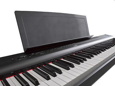 Yamaha P-125B Digital Piano / Epiano / elektrisches Klavier / stagepiano NEU! 8