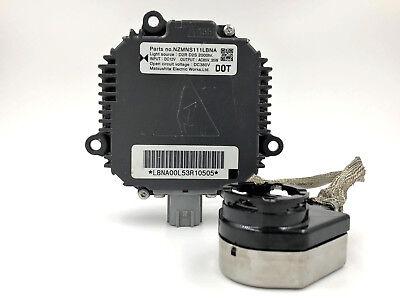 OEM For 03-09 Nissan 350 Z Xenon Ballast /& Igniter Kit HID Control Unit Computer